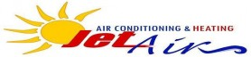 Jet air Air conditioning & Heating logo